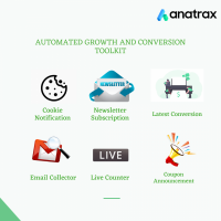 Anatrax - Automated Your Website Growth and Conversion Toolkit