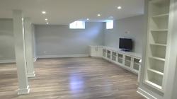 Basement for rent in Milton