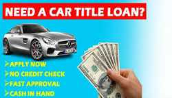 Looking for a loans against car title in Ottawa?