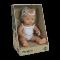 Miniland Dolls - Pretty In Pine